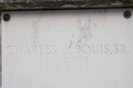 BOUIS, CHARLES J., SR - Hancock County, Mississippi | CHARLES J., SR BOUIS - Mississippi Gravestone Photos