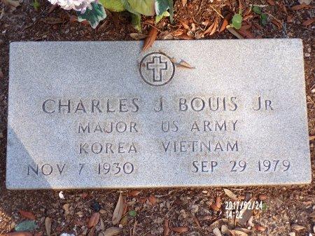 BOUIS (VETERAN 2 WARS), CHARLES J., JR (NEW) - Hancock County, Mississippi | CHARLES J., JR (NEW) BOUIS (VETERAN 2 WARS) - Mississippi Gravestone Photos