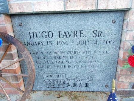 FAVRE, HUGO, SR - Hancock County, Mississippi | HUGO, SR FAVRE - Mississippi Gravestone Photos