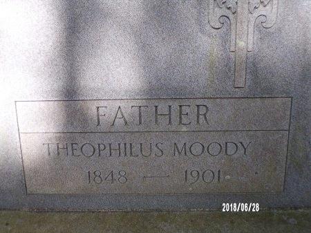 FAVRE, THEOPHILUS MOODY (CLOSE UP) - Hancock County, Mississippi | THEOPHILUS MOODY (CLOSE UP) FAVRE - Mississippi Gravestone Photos