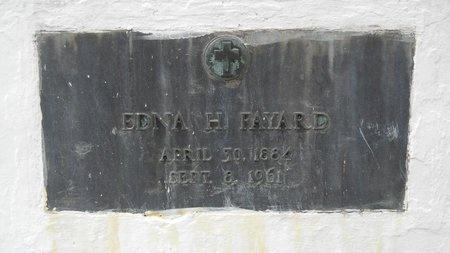FAYARD, EDNA H - Hancock County, Mississippi   EDNA H FAYARD - Mississippi Gravestone Photos