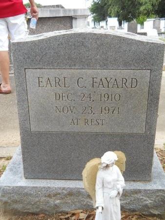 FAYARD, EARL C - Hancock County, Mississippi | EARL C FAYARD - Mississippi Gravestone Photos