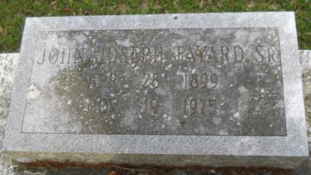 FAYARD, JOHN JOSEPH, SR - Hancock County, Mississippi | JOHN JOSEPH, SR FAYARD - Mississippi Gravestone Photos