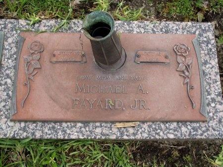 FAYARD, MICHAEL A., JR - Hancock County, Mississippi | MICHAEL A., JR FAYARD - Mississippi Gravestone Photos