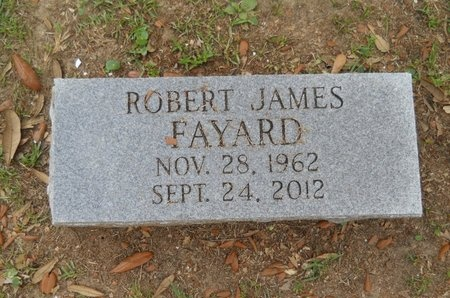 FAYARD, ROBERT JAMES - Hancock County, Mississippi | ROBERT JAMES FAYARD - Mississippi Gravestone Photos