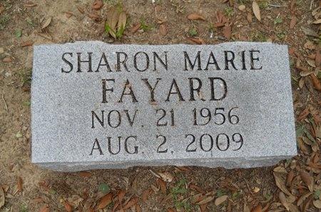 FAYARD, SHARON MARIE - Hancock County, Mississippi | SHARON MARIE FAYARD - Mississippi Gravestone Photos