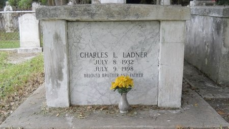 LADNER, CHARLES L - Hancock County, Mississippi | CHARLES L LADNER - Mississippi Gravestone Photos
