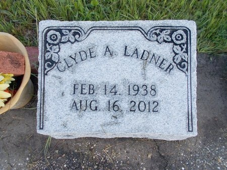 LADNER, CLYDE A - Hancock County, Mississippi | CLYDE A LADNER - Mississippi Gravestone Photos