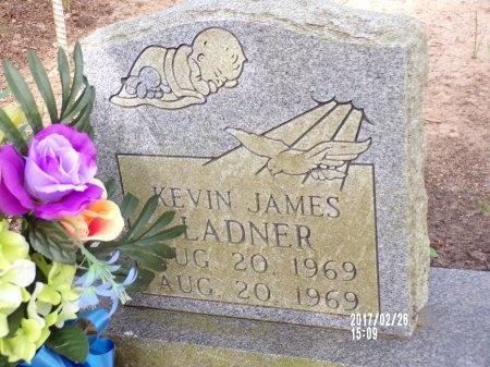LADNER, KEVIN JAMES - Hancock County, Mississippi   KEVIN JAMES LADNER - Mississippi Gravestone Photos