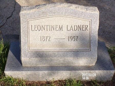 LADNER, LEONTINEM - Hancock County, Mississippi   LEONTINEM LADNER - Mississippi Gravestone Photos