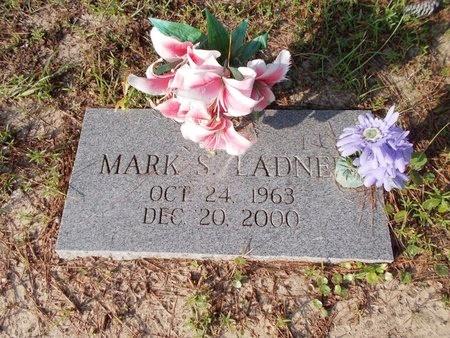 LADNER, MARK S - Hancock County, Mississippi | MARK S LADNER - Mississippi Gravestone Photos