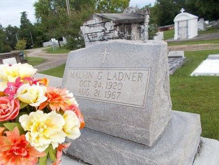 LADNER, MALVIN G - Hancock County, Mississippi | MALVIN G LADNER - Mississippi Gravestone Photos