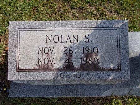 LADNER, NOLAN S (CLOSE UP) - Hancock County, Mississippi | NOLAN S (CLOSE UP) LADNER - Mississippi Gravestone Photos