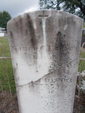 LADNER, NANCY C - Hancock County, Mississippi | NANCY C LADNER - Mississippi Gravestone Photos
