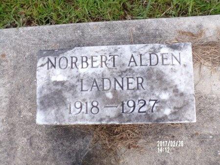 LADNER, NORBERT ALDEN - Hancock County, Mississippi | NORBERT ALDEN LADNER - Mississippi Gravestone Photos