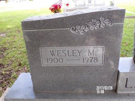 LADNER, WESLEY MORRIS (CLOSE UP) - Hancock County, Mississippi | WESLEY MORRIS (CLOSE UP) LADNER - Mississippi Gravestone Photos