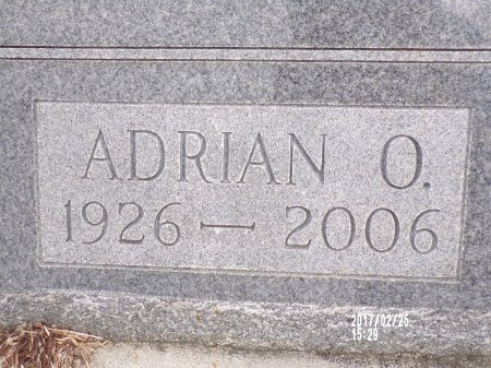 PERNICIARO, ADRIAN O (CLOSE UP) - Hancock County, Mississippi | ADRIAN O (CLOSE UP) PERNICIARO - Mississippi Gravestone Photos