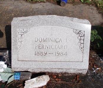 PERNICIARO, DOMINICA - Hancock County, Mississippi | DOMINICA PERNICIARO - Mississippi Gravestone Photos