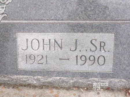 PERNICIARO, JOHN J., SR (CLOSE UP) - Hancock County, Mississippi | JOHN J., SR (CLOSE UP) PERNICIARO - Mississippi Gravestone Photos