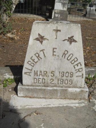 ROBERT, ALBERT E - Hancock County, Mississippi   ALBERT E ROBERT - Mississippi Gravestone Photos