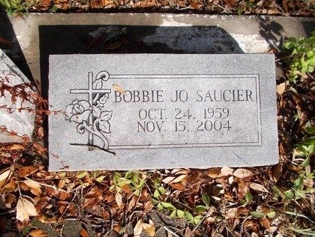 SAUCIER, BOBBIE JO - Hancock County, Mississippi | BOBBIE JO SAUCIER - Mississippi Gravestone Photos
