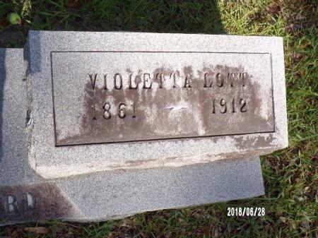 WHICHARD, VIOLETTA (CLOSE UP) - Hancock County, Mississippi | VIOLETTA (CLOSE UP) WHICHARD - Mississippi Gravestone Photos