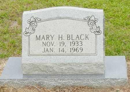 BLACK, MARY H - Jefferson Davis County, Mississippi | MARY H BLACK - Mississippi Gravestone Photos