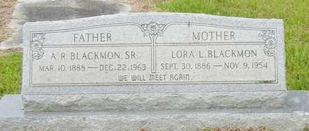 BLACKMON, LORA LEE - Jefferson Davis County, Mississippi | LORA LEE BLACKMON - Mississippi Gravestone Photos