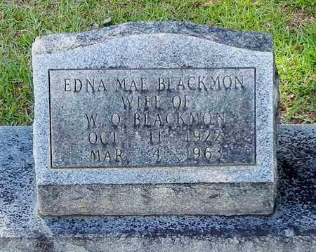 BLACKMON, EDNA MAE - Jefferson Davis County, Mississippi | EDNA MAE BLACKMON - Mississippi Gravestone Photos