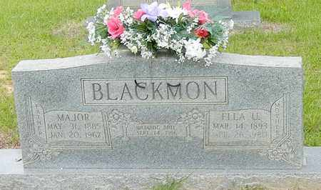 BLACKMON, MAJOR - Jefferson Davis County, Mississippi | MAJOR BLACKMON - Mississippi Gravestone Photos