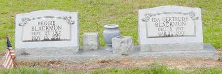 BLACKMON, IDA GERTRUDE - Jefferson Davis County, Mississippi | IDA GERTRUDE BLACKMON - Mississippi Gravestone Photos