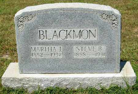 "BLACKMON, STEPHEN B ""STEVE"" - Jefferson Davis County, Mississippi 