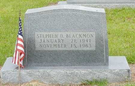 BLACKMON, STEPHEN D - Jefferson Davis County, Mississippi   STEPHEN D BLACKMON - Mississippi Gravestone Photos