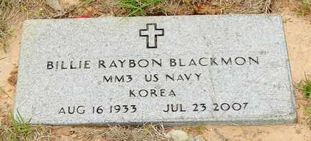 BLACKMON (VETRAN KOR), BILLIE RAYBON - Jefferson Davis County, Mississippi | BILLIE RAYBON BLACKMON (VETRAN KOR) - Mississippi Gravestone Photos