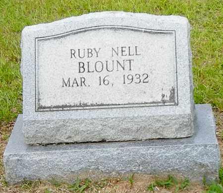 BLOUNT, RUBY NELL - Jefferson Davis County, Mississippi | RUBY NELL BLOUNT - Mississippi Gravestone Photos