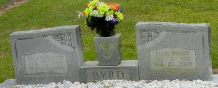 BYRD, RUTH - Jefferson Davis County, Mississippi | RUTH BYRD - Mississippi Gravestone Photos