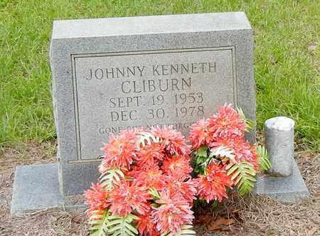 CLIBURN, JOHNNY KENNETH - Jefferson Davis County, Mississippi | JOHNNY KENNETH CLIBURN - Mississippi Gravestone Photos