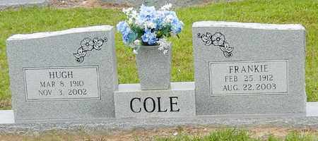 COLE, FRANKIE - Jefferson Davis County, Mississippi | FRANKIE COLE - Mississippi Gravestone Photos