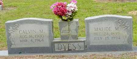 DYESS, MAUDE MAE - Jefferson Davis County, Mississippi | MAUDE MAE DYESS - Mississippi Gravestone Photos
