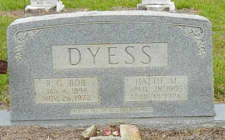 "DYESS, ROBERT GASTON ""BOB"" - Jefferson Davis County, Mississippi   ROBERT GASTON ""BOB"" DYESS - Mississippi Gravestone Photos"