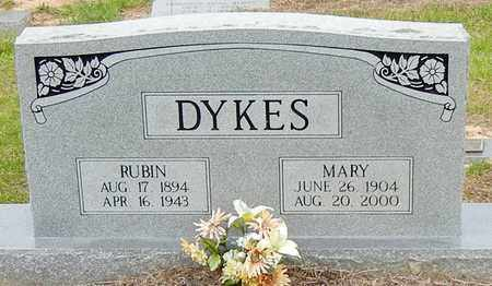 DYKES, MARY - Jefferson Davis County, Mississippi | MARY DYKES - Mississippi Gravestone Photos