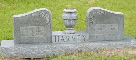 HARVEY, LEON LEE - Jefferson Davis County, Mississippi   LEON LEE HARVEY - Mississippi Gravestone Photos