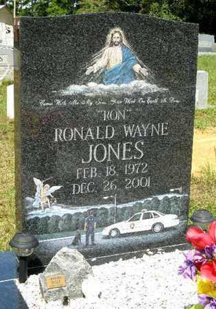 JONES, RONALD WAYNE - Jefferson Davis County, Mississippi   RONALD WAYNE JONES - Mississippi Gravestone Photos
