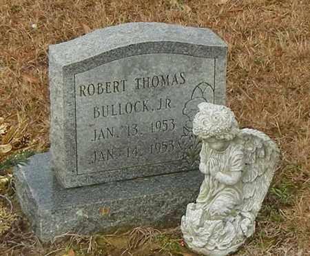 BULLOCK, ROBERT THOMAS JR - Marion County, Mississippi | ROBERT THOMAS JR BULLOCK - Mississippi Gravestone Photos
