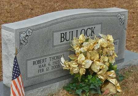 BULLOCK, ROBERT THOMAS SR - Marion County, Mississippi   ROBERT THOMAS SR BULLOCK - Mississippi Gravestone Photos