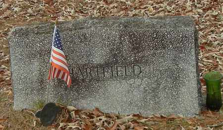 HARTFIELD, JAMES T - Marion County, Mississippi | JAMES T HARTFIELD - Mississippi Gravestone Photos