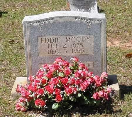 MOODY, EDDIE - Pearl River County, Mississippi   EDDIE MOODY - Mississippi Gravestone Photos