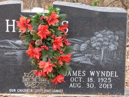 HARRIS, JAMES WYNDEL - Prentiss County, Mississippi   JAMES WYNDEL HARRIS - Mississippi Gravestone Photos