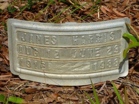 HARRIS, JAMES - Prentiss County, Mississippi   JAMES HARRIS - Mississippi Gravestone Photos