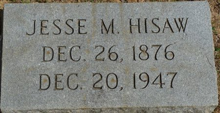 HISAW, JESSE M - Prentiss County, Mississippi   JESSE M HISAW - Mississippi Gravestone Photos